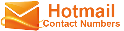 Hotmail Contact Number Logo